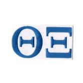 Greek Letters Patch-