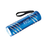 Astro Royal Flashlight-Greek Letters - One Color Engraved
