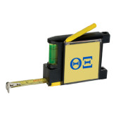 Measure Pad Leveler 6 Ft. Tape Measure-Greek Letters - One Color
