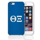 iPhone 6 Plus Phone Case-Greek Letters - One Color