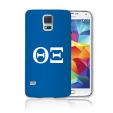 Galaxy S5 Phone Case-Greek Letters - One Color