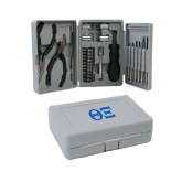 Compact 26 Piece Deluxe Tool Kit-Greek Letters - One Color