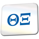 Corporate Mousepad-Greek Letters - One Color