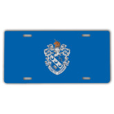 License Plate-Crest