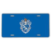 License Plate-Crest