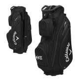 Callaway Org 14 Black Cart Bag-Greek Letters - One Color