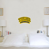 1 ft x 2 ft Fan WallSkinz-Tyler Apaches Arched