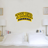 1.5 ft x 3 ft Fan WallSkinz-Tyler Apaches Arched