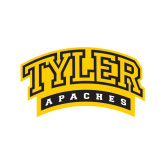 Medium Decal-Tyler Apaches Arched