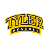 Large Decal-Tyler Apaches Arched