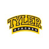 Small Decal-Tyler Apaches Arched