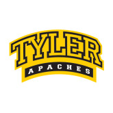 Extra Large Decal-Tyler Apaches Arched