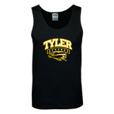 Black Tank Top-Official Logo