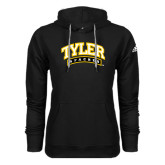 Adidas Climawarm Black Team Issue Hoodie-Tyler Apaches Arched