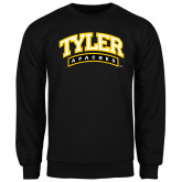 Black Fleece Crew-Tyler Apaches Arched
