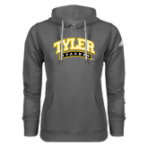Adidas Climawarm Charcoal Team Issue Hoodie-Tyler Apaches Arched