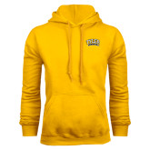 Gold Fleece Hoodie-Tyler Apaches Arched