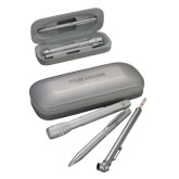 Silver Roadster Gift Set-Tyler Apaches Engraved