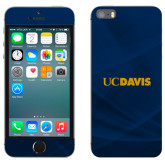iPhone 5/5s Skin-UC DAVIS