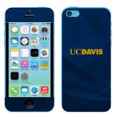 iPhone 5c Skin-UC DAVIS