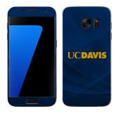 Samsung Galaxy S7 Skin-UC DAVIS