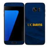 Samsung Galaxy S7 Edge Skin-UC DAVIS