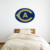 3 ft x 3 ft Fan WallSkinz-Secondary Athletics Mark