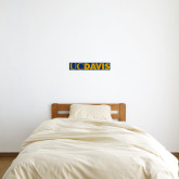 6 in x 1 ft Fan WallSkinz-UC DAVIS