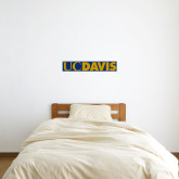 6 in x 2 ft Fan WallSkinz-UC DAVIS