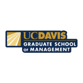 Medium Decal-Graduate School of Management Flat, 8 in. wide