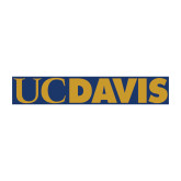 Medium Decal-UC DAVIS