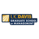 Large Decal-Graduate School of Management Flat, 12 in. wide