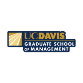 Small Decal-Graduate School of Management Flat, 6 in. wide