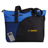 Excel Royal Sport Utility Tote-UC DAVIS