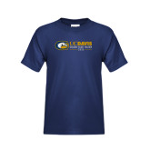 Youth Navy T Shirt-UCD Season Ticket Holder