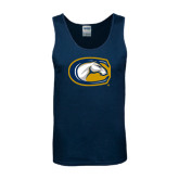 Navy Tank Top-Official Logo