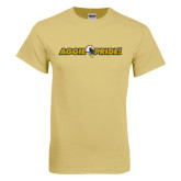 Champion Vegas Gold T Shirt-Aggie Pride