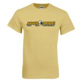 Champion Vegas Gold T Shirt-Aggie Pride w/ Tagline