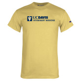 Champion Vegas Gold T Shirt-Veterinary Medicine