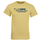 Champion Vegas Gold T Shirt-Graduate School of Management Flat