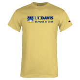 Champion Vegas Gold T Shirt-School of Law