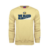 Champion Vegas Gold Fleece Crew-We Bleed
