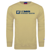 Champion Vegas Gold Fleece Crew-Veterinary Medicine