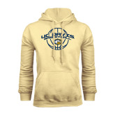Champion Vegas Gold Fleece Hoodie-Basketball Arched