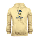 Champion Vegas Gold Fleece Hoodie-Football Vertical