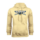 Champion Vegas Gold Fleece Hoodie-Baseball Crossed Bats