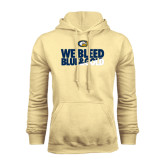 Champion Vegas Gold Fleece Hoodie-We Bleed