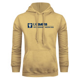 Champion Vegas Gold Fleece Hoodie-Veterinary Medicine