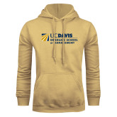 Champion Vegas Gold Fleece Hoodie-Graduate School of Management Flat