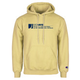Champion Vegas Gold Fleece Hoodie-College of Agricultural and Environmental Sciences